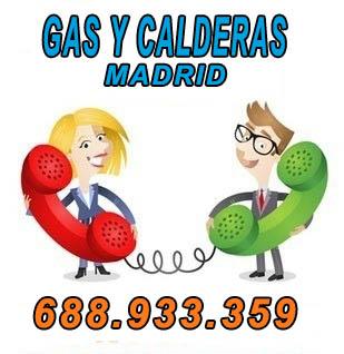 instaladores de gas en Madrid